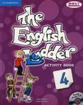 English Ladder 4 Activity Book +CD w sklepie internetowym Booknet.net.pl