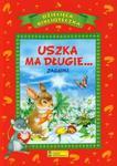 Uszka ma długie Zagadki w sklepie internetowym Booknet.net.pl
