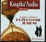 Pożegnanie jesieni Audiobook w sklepie internetowym Booknet.net.pl