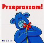 Przepraszam! w sklepie internetowym Booknet.net.pl