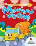 Pojazdy Malowanki wodne w sklepie internetowym Booknet.net.pl