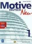 Motive Deutsch New 1. Liceum i technikum. Język niemiecki. Podręcznik. Zakres podstawowy w sklepie internetowym Booknet.net.pl