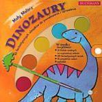 Dinozaury Mały malarz w sklepie internetowym Booknet.net.pl