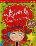 Malwinka makowa wróżka Zadania do kolorowania i wyklejania w sklepie internetowym Booknet.net.pl