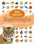 Zwierzęta. 250 naklejek. Ciekawostki. Łamigłówki. Zagadki w sklepie internetowym Booknet.net.pl