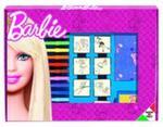 Pieczątki w walizce maxi Barbie w sklepie internetowym Booknet.net.pl