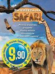 Zwierzęta safari Poznaj świat w sklepie internetowym Booknet.net.pl