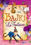 Bajki La Fontaine. Kolorowa klasyka w sklepie internetowym Booknet.net.pl