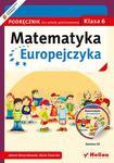 Matematyka Europejczyka. Klasa 6. Szkoła podstawowa. Podręcznik + CD w sklepie internetowym Booknet.net.pl