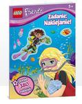 Lego Friends. Zadanie: naklejanie! Ponad 390 naklejek! (LAS-102) w sklepie internetowym Booknet.net.pl