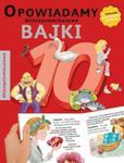 Opowiadamy bajki dziesięciominutowe w sklepie internetowym Booknet.net.pl