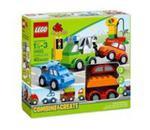 Lego Duplo Kreatywne auta w sklepie internetowym Booknet.net.pl