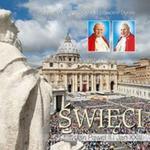 Święci Jan Paweł II i Jan XXIII w sklepie internetowym Booknet.net.pl
