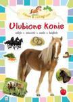 Ulubione konie - Album z naklejkami w sklepie internetowym Booknet.net.pl