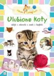Ulubione koty Album z naklejkami w sklepie internetowym Booknet.net.pl