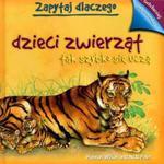 Dzieci zwierząt tak szybko się uczą w sklepie internetowym Booknet.net.pl