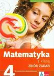 Matematyka z klasą 4 Zbiór zadań w sklepie internetowym Booknet.net.pl