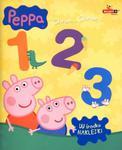 Świnka Peppa. Chrum... Chrum... 1 2 3 w sklepie internetowym Booknet.net.pl