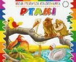 Ptaki Moja pierwsza kolorowanka w sklepie internetowym Booknet.net.pl