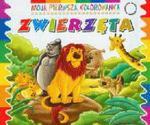 Zwierzęta Moja pierwsza kolorowanka w sklepie internetowym Booknet.net.pl