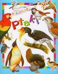 Poznajemy Świat Zabawa z Naklejkami - Ptaki w sklepie internetowym Booknet.net.pl