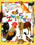 Zwierzęta Poznajemy świat Zabawa z naklejkami w sklepie internetowym Booknet.net.pl