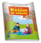 Nasze Razem w szkole. Klasa 3, szkoła podstawowa, część 3. Edukacja matematyczna w sklepie internetowym Booknet.net.pl