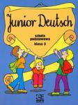 Junior Deutsch 3 Podręcznik w sklepie internetowym Booknet.net.pl