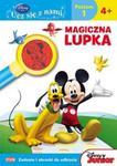 Disney Uczy Klub Przyjaciół Myszki Miki Magiczna lupka w sklepie internetowym Booknet.net.pl