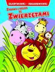 Zgadywanki kolorowanki ze zwierzętami w sklepie internetowym Booknet.net.pl
