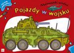 Pojazdy w wojsku Malowanki wodne w sklepie internetowym Booknet.net.pl