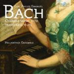 C.P.E. Bach: Chamber Music With Transverse Flute w sklepie internetowym Booknet.net.pl