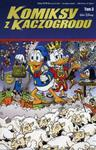 Komiksy z Kaczogrodu Tom 3 w sklepie internetowym Booknet.net.pl