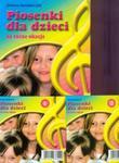 Piosenki dla dzieci na różne okazje CD w sklepie internetowym Booknet.net.pl