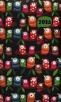 Kalendarz 2015 kieszonkowy B6 Kolorowe ptaszki w sklepie internetowym Booknet.net.pl