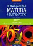 Nowa Matura 2010 Obowiązkowa matura z matematyki Testy z płytą CD w sklepie internetowym Booknet.net.pl
