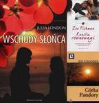 Wschody słońca / Kwestia równowagi / Córka Pandory w sklepie internetowym Booknet.net.pl