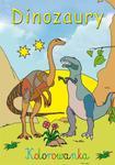Dinozaury Kolorowanka w sklepie internetowym Booknet.net.pl
