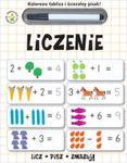 Liczenie. Kolorowe tablice i ścieralny pisak! w sklepie internetowym Booknet.net.pl