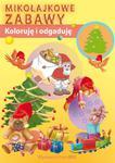 Koloruję i odgaduję Mikołajkowe zabawy w sklepie internetowym Booknet.net.pl