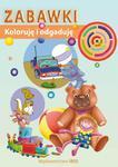 Koloruję i odgaduję Zabawki w sklepie internetowym Booknet.net.pl