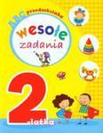 ABC przedszkolaka Wesołe zadania 2-latka w sklepie internetowym Booknet.net.pl
