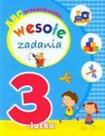 ABC przedszkolaka Wesołe zadania 3-latka w sklepie internetowym Booknet.net.pl