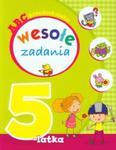 ABC przedszkolaka Wesołe zadania 5-latka w sklepie internetowym Booknet.net.pl