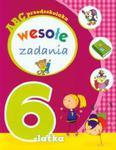 ABC przedszkolaka Wesołe zadania 6-latka w sklepie internetowym Booknet.net.pl