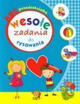 ABC przedszkolaka Wesołe zadania do rysowania w sklepie internetowym Booknet.net.pl