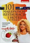 101 najlepszych restauracji i hoteli w Polsce w sklepie internetowym Booknet.net.pl