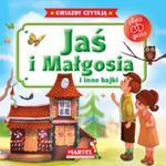 Jaś i Małgosia i inne bajki. Gwiazdy czytają + płyta CD w sklepie internetowym Booknet.net.pl