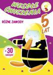 Wesołe ćwiczenia 5 lat Różne zawody w sklepie internetowym Booknet.net.pl