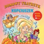 Kopciuszek domowy teatrzyk w sklepie internetowym Booknet.net.pl